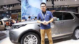 路虎第五代发现 硬派SUV也可以豪华