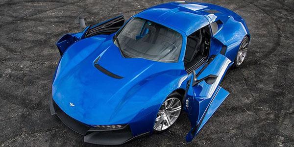 闪耀LA 洛杉矶车展上的新能源与新科技