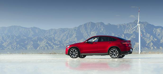 X-View第46期 梅赛德斯-奔驰GLC 力与美