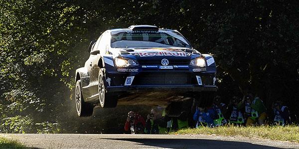 这儿有一份WRC观赛指南,请注意查收!