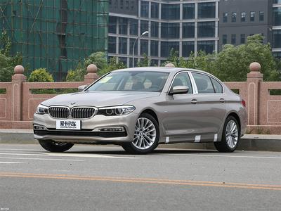 七载春秋为改变 实拍BMW新一代5系长轴