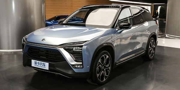 蔚来全新SUV车型ES8 您会考虑购买吗?