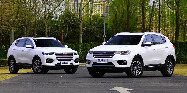同车型不同外观 丰富选择or多此一举?