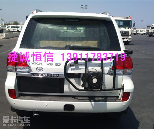 丰田 5700 中东版 高清图片