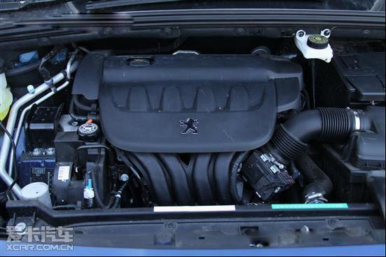 标致408发动机-顶配车型解读 景程与标致408全解析高清图片