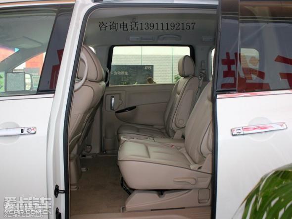 2011款日产进口尼桑贵士高级商务车最新报价高清图片