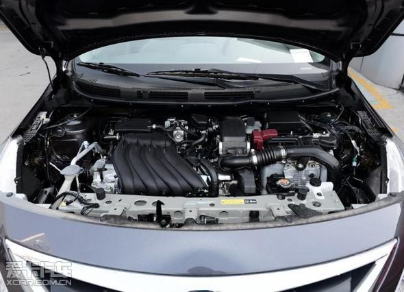 2016日产阳光1.5xe舒适版最低价4.48万新车