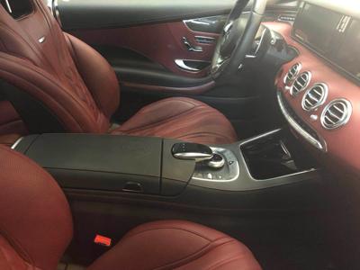 奔驰S级AMG双门 2016款 AMG S 63 Coupe 4MATIC