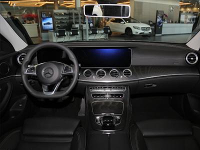 奔驰E级 2018款 E 200L 运动型