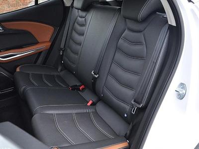 众泰T300 2017款 1.5L 手动豪华型