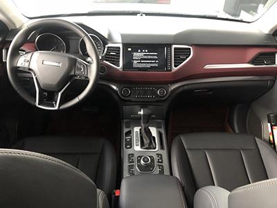 哈弗H6 Coupe 2018款 红标 1.5T 自动两驱超豪型