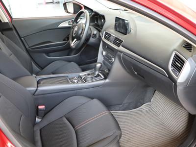 昂克赛拉 2017款 三厢 1.5L 自动豪华型