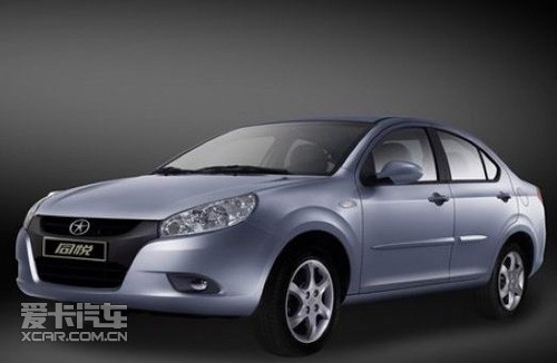 2010款江淮同悦 全铝VVT车型全面上市高清图片