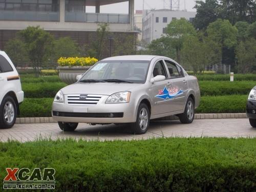 奇瑞a5混合动力车高清图片