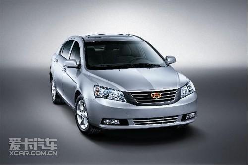 吉利中高端品牌帝豪首款车型ec718将于8月28日上市高清图片