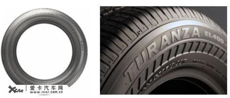 普利司通可缺气行驶轮胎