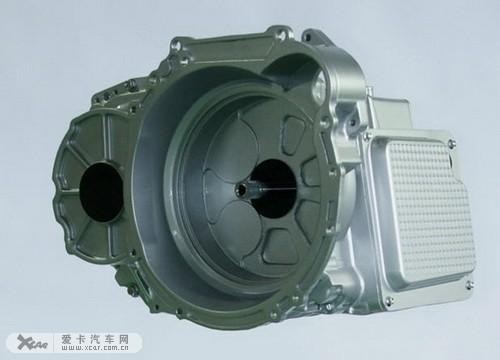 中国首款自主双离合自动变速器将现身车展