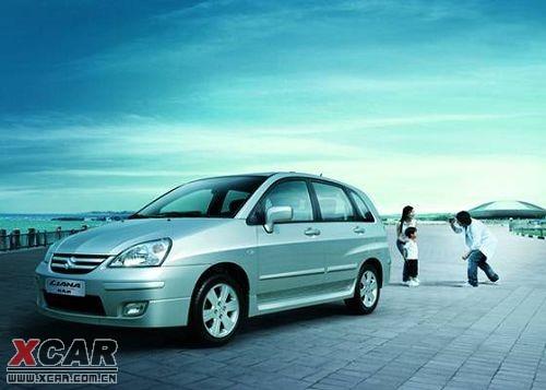 【最新】昌河铃木利亚纳撞出07年度两厢车最高成绩