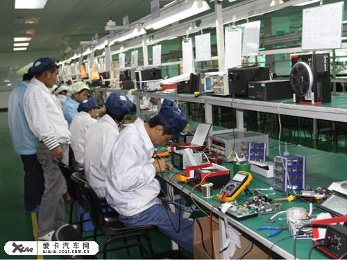 欧华东莞工厂选择在车展左右开业