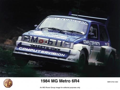 英国汽车工业元老 追溯MG品牌85年传奇高清图片