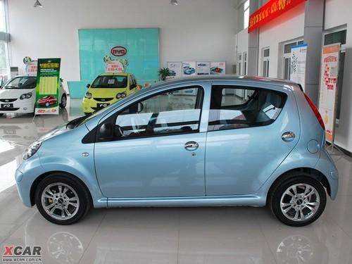 [福建]现车充足 比亚迪f0舒适版售4.1万