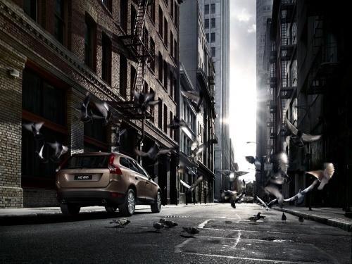 SUV进入角斗场 新沃尔沃XC60可谓佼佼者