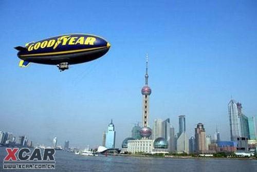 车展广告创意比拼 厂商海陆空全方位大战高清图片