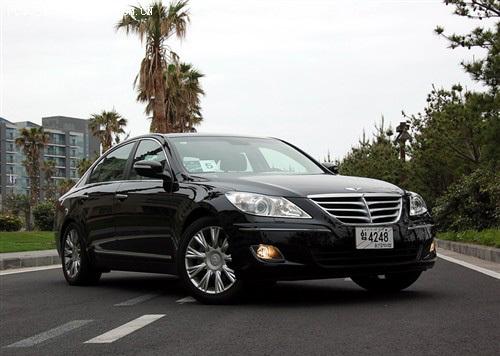韩国现代汽车明年初即将推出新款豪华车型