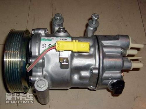 活塞式6缸电控变排量