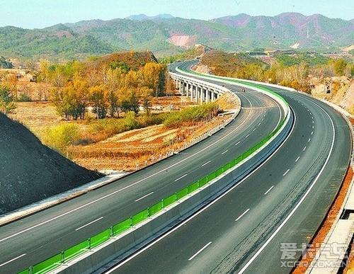 承赤高速公路地图;