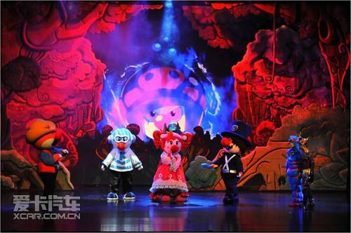 儿童舞台剧圣诞巨献