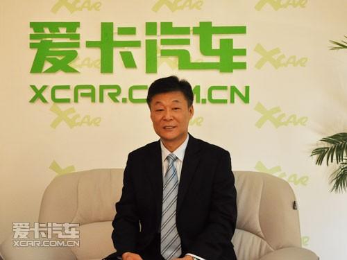 广东好帮手电子科技有限公司国内后装产品事业部总经理吴华义先生