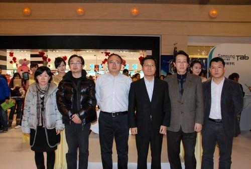 乐在圣诞——三星Galaxy Tab北京举行首销礼