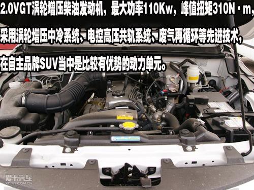 0vgt涡轮增压柴油发动机