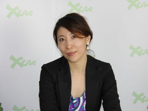 车展专访郑州日产公关部部长霍静