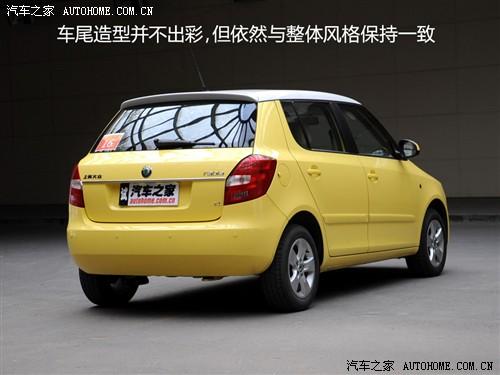 汽车之家 上海大众斯柯达 晶锐 1.4l 自动晶享版
