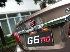 比亚迪 比亚迪 比亚迪g6 2011款 1.5ti 手动尊贵型
