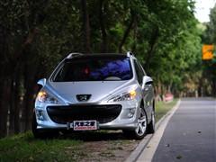 汽车之家 进口标致 进口标致308 sw 豪华型