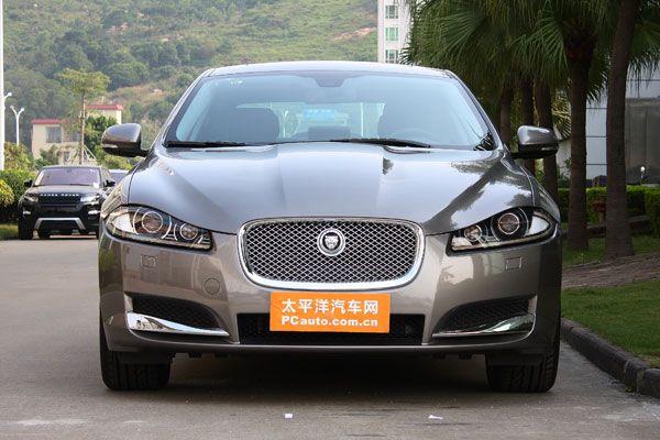 2012款捷豹XF