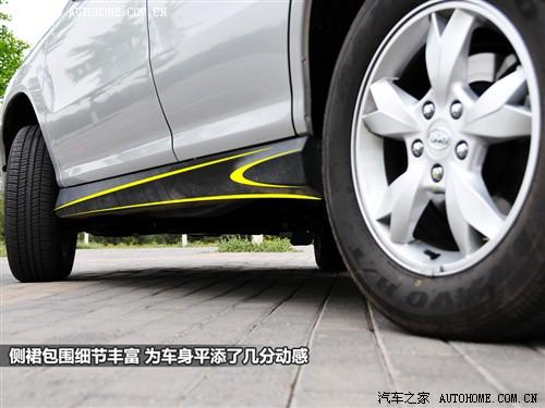 比亚迪 比亚迪 比亚迪s6 2011款 2.0mt尊贵型