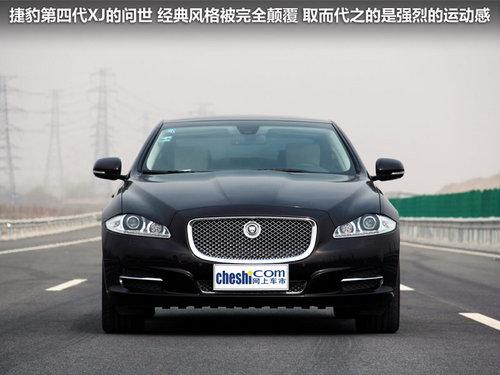 捷豹  捷豹XJ 3.0 AT