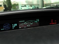 丰田 一汽丰田 普锐斯 2012款 1.8l 标准版