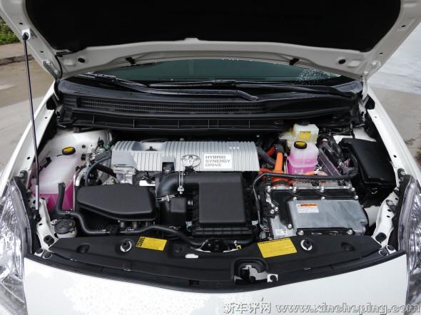 环保省油顶尖代表 测试国产丰田普锐斯