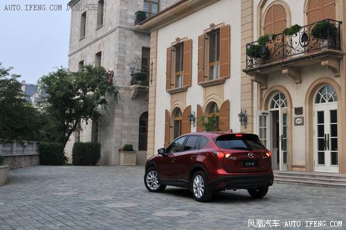 试驾马自达CX-5 车不错,只为国产造势