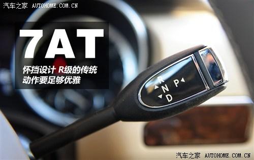 奔驰 奔驰(进口) 奔驰r级 2010款 r 350l 4matic