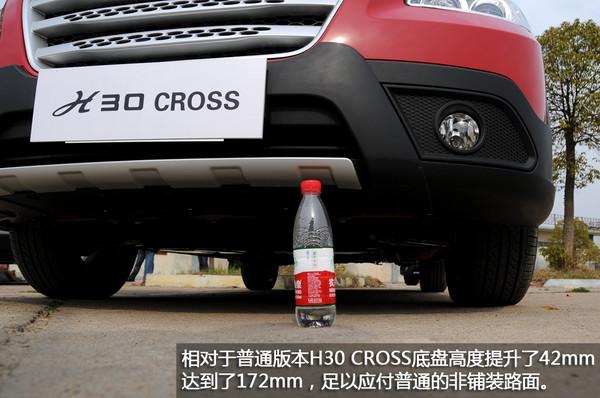 H30 CROSS