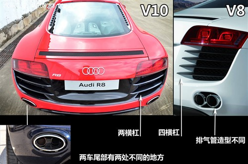汽车之家 奥迪(进口) 奥迪r8 2010款 5.2 fsi quattro