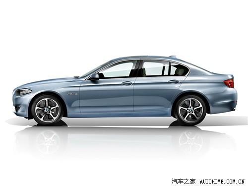 宝马 宝马(进口) 宝马5系(进口) 2013款 ActiveHybrid