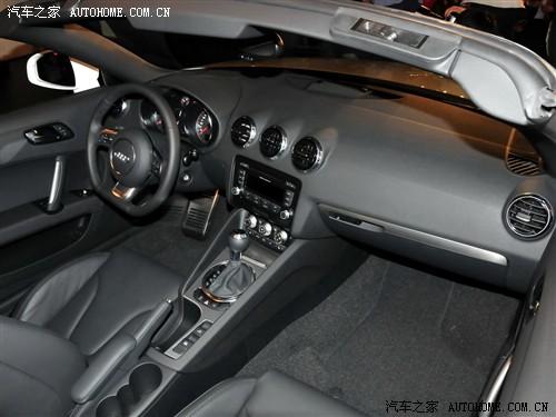 奥迪 奥迪(进口) 奥迪TT 2011款 TT Roadster 2.0TFSI