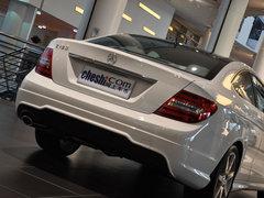 奔驰C180 Coupe到店实拍 仅售36.8万元